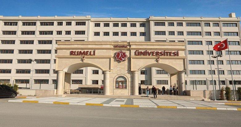 İstanbul Rumeli Üniversitesi 26 araştırma ve öğretim görevlisi alacak