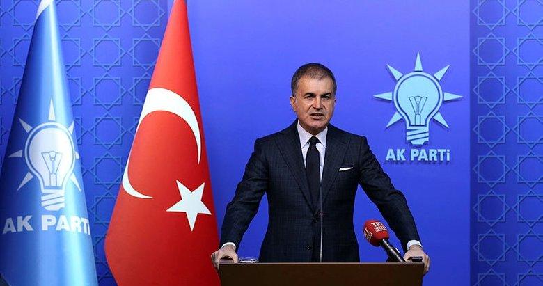 AK Parti'den YSK ve İstanbul açıklaması…