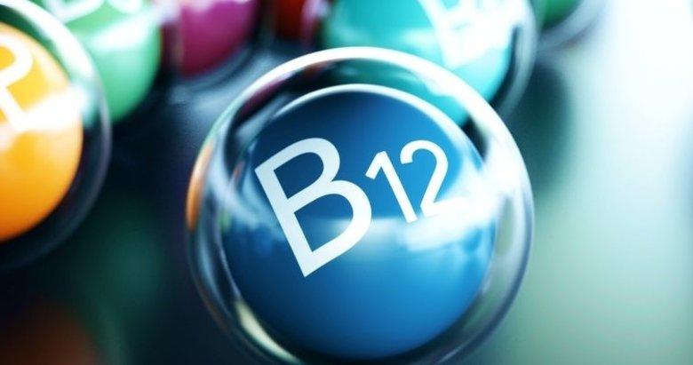 B12 vitamin eksikliği belirtileri nelerdir? B12 vitamini bulunan besinler nelerdir?