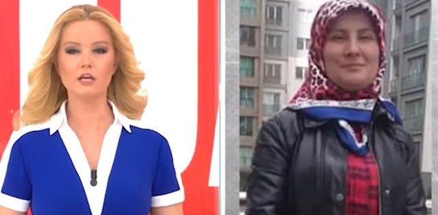 Nazmiye Oruçoğlu cinayeti çözüldü Müge Anlı canlı yayında duyurdu