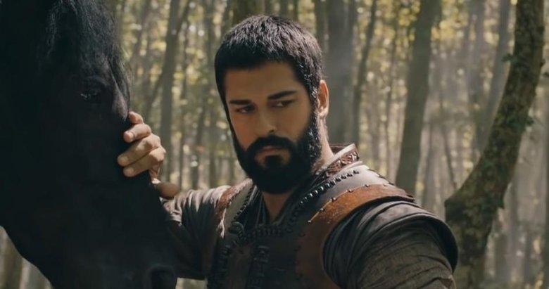 Kuruluş Osman'ın yıldızı Burak Özçivit değişimi ile şaşkına çevirdi