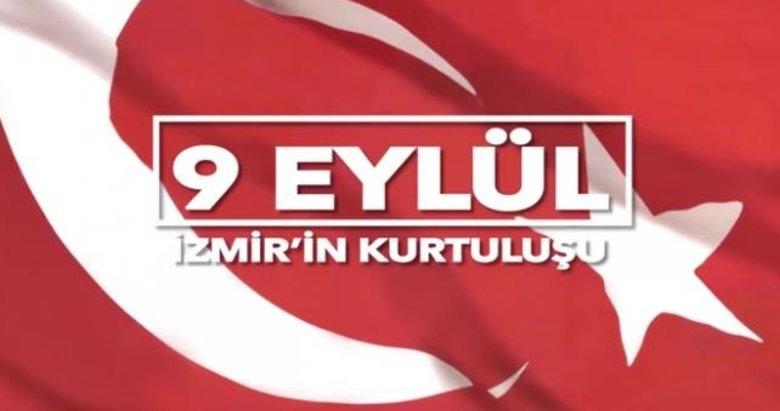 TSK'dan İzmir'in kurtuluşuna özel video