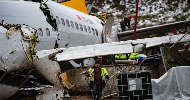 Sabiha Gökçen'de yaşanan uçak kazasında yeni gelişme! Yardımcı pilotun ifadesi ortaya çıktı