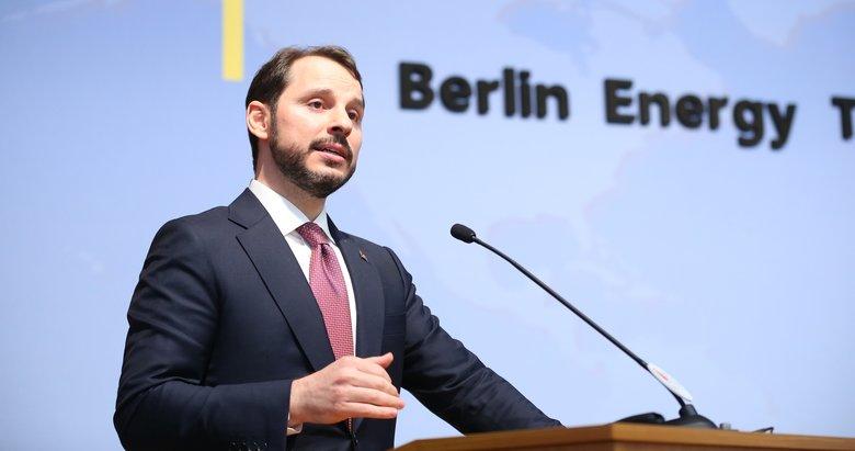 'Yenilenebilir enerjide büyük hedefler koyduk'