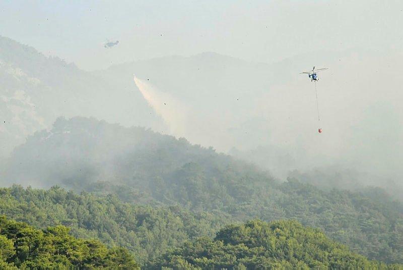 Balıkesir ormanlarında drone uçurmak yasaklandı