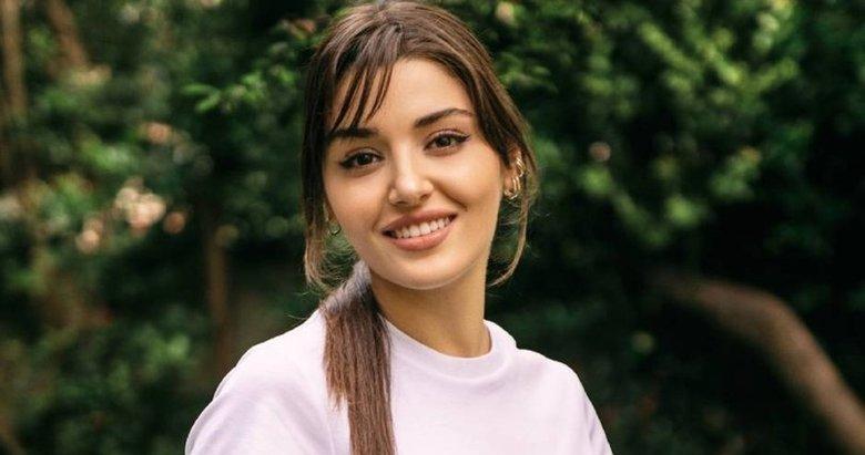 Hande Erçel'in estetiksiz halini görenler şaştı kaldı! Adeta bambaşka biri