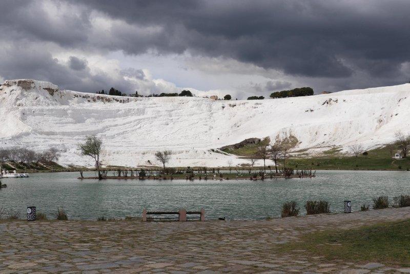 'Beyaz Cennet' koronavirüs önlemleri nedeniyle sessiz