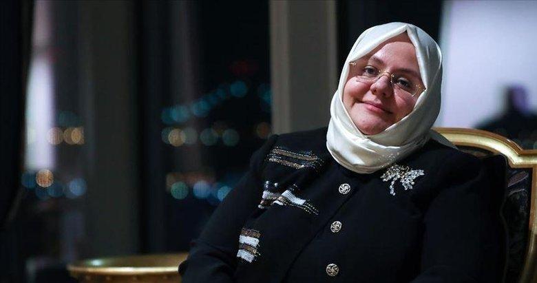 Aile Bakanı Selçuk'tan 'nafaka' açıklaması