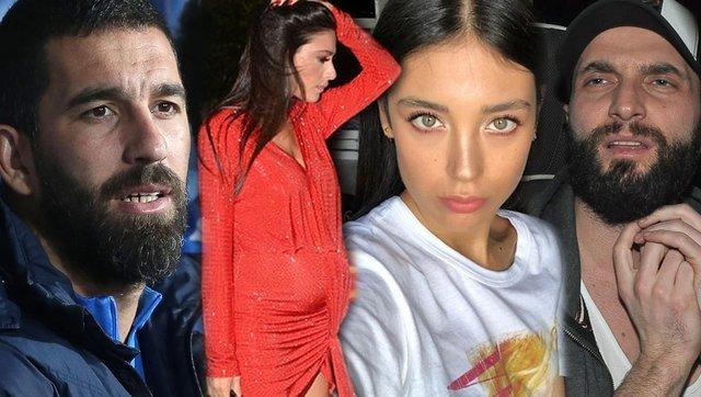 Arda Turan'dan Berkay Şahin ve eşine tazminat davası iddiası