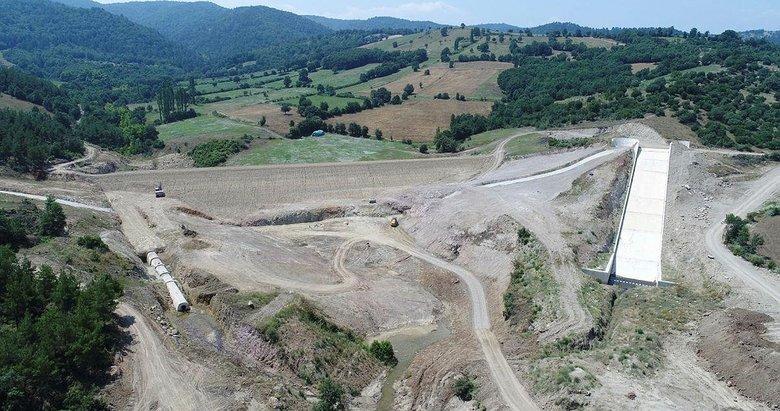 Çanakkale Yenice Kovancı Barajı tamamlandığında ülke ekonomisine 2 milyar lirayı aşkın katkı sağlayacak