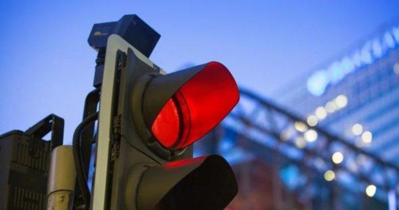 Kırmızı ışıkta geçenleri pişman eden buluş