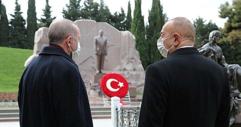 Azerbaycan'da zafer günü heyecanı! Başkan Erdoğan onur konuğu