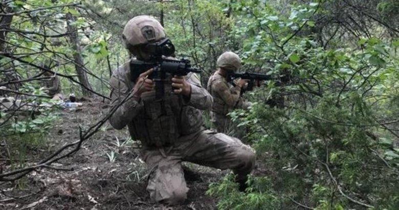 Yıldırım operasyonunda 38 terörist etkisiz hale getirildi