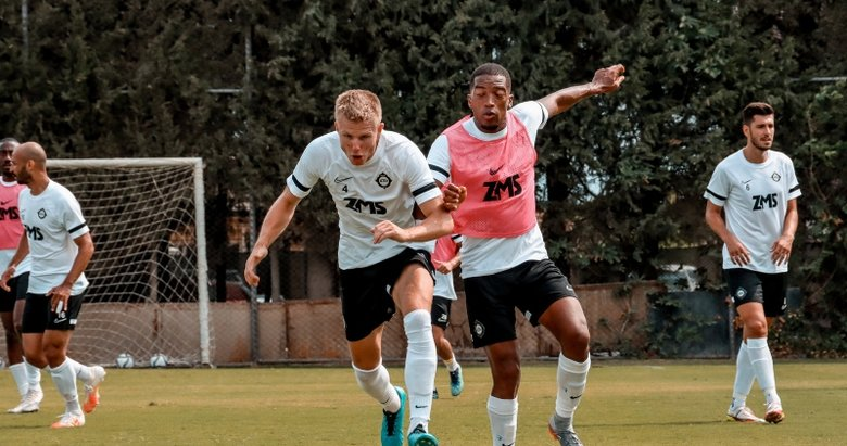 Altay, Göztepe maçının hazırlıklarına devam etti