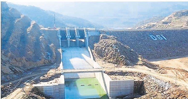 Aydın tarımına yeni baraj desteği