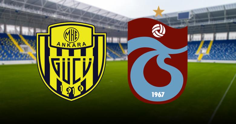 Ankaragücü 0 - Trabzonspor 1