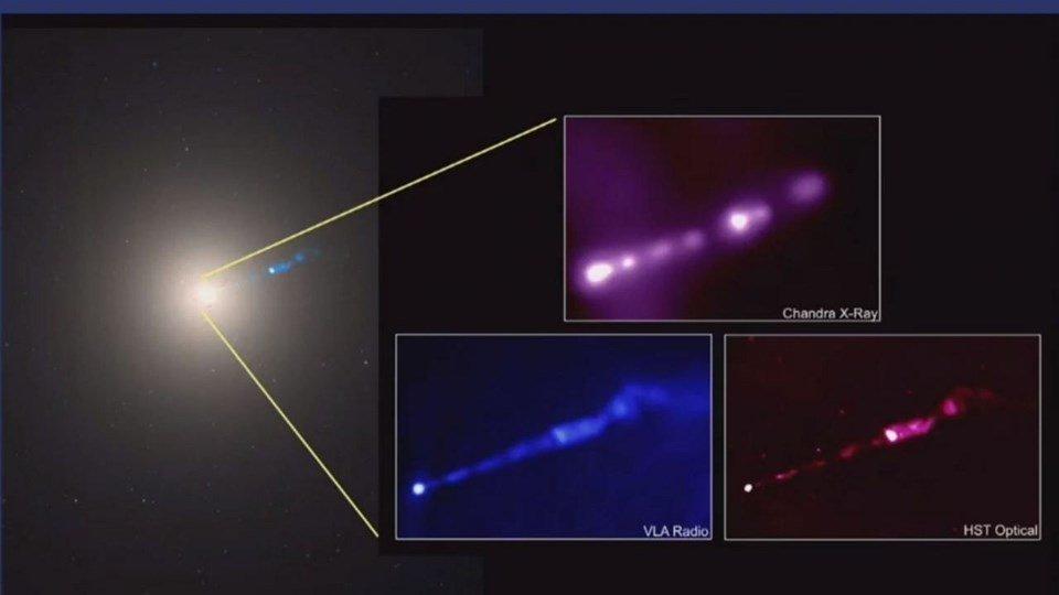 NASA kara delik black hole fotoğrafı paylaştı! Kara delik nedir? İşte o görüntüler...