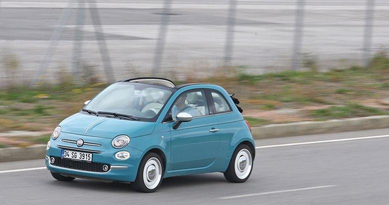 Havadar minik: Fiat 500C