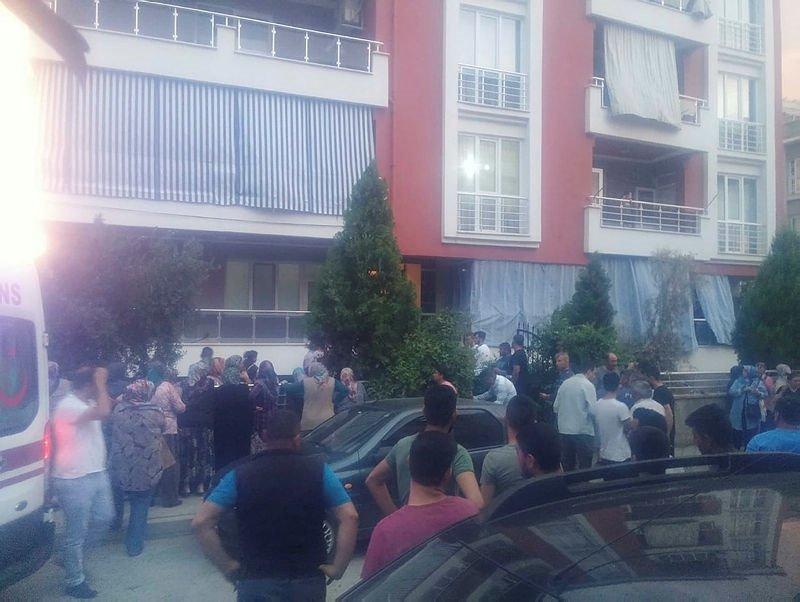 Manisa Salihli'de korkunç cinayet