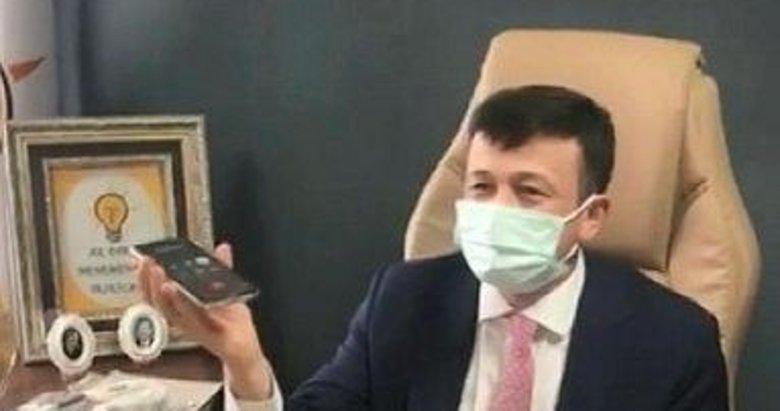 Başkan Erdoğan'dan Menemen tebriği