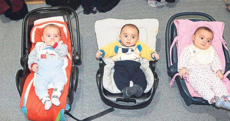 Suriyeli aileden üçüz teşekkür