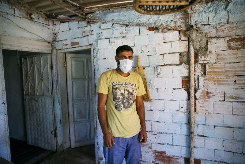 Suriyeli yangın kahramanı Hasan'ın yürek burkan hikayesi