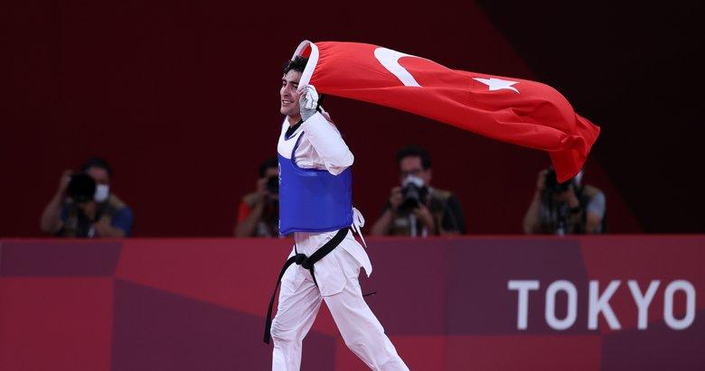 Tokyo Olimpiyat Oyunları'nda 2 madalya