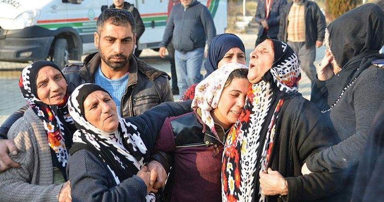 Çeşme'de teknenin batması sonucu ölen 11 düzensiz göçmenden 8'i toprağa verildi