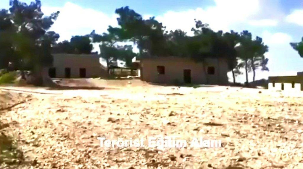İşte teröristlerin çocukları eğittiği kamplar