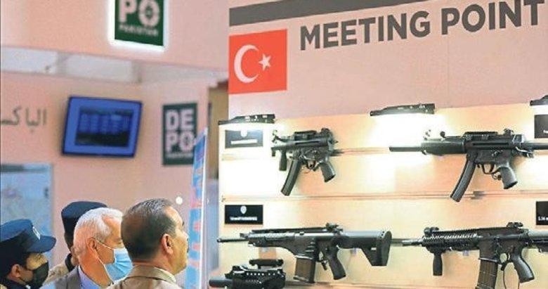 Türk ürünleri Bağdat Fuarı'nda ilgi gördü