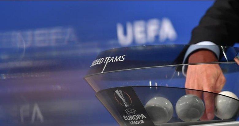 Galatasaray'ın UEFA Avrupa Ligi'ndeki rakibi belli oldu