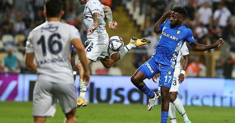 Altay 0 - Fenerbahçe 2 I MAÇ SONUCU