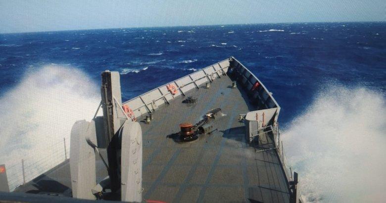 Son dakika: Kaş'ta facia! 45 göçmeni taşıyan tekne battı