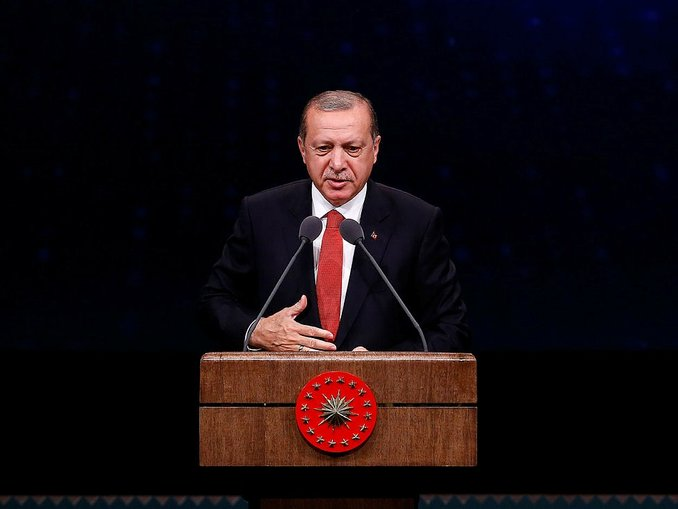 Erdoğan'a güven tam