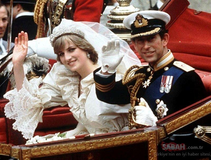 Prenses Diana nasıl öldü? Sır ölümünün perde arkası!
