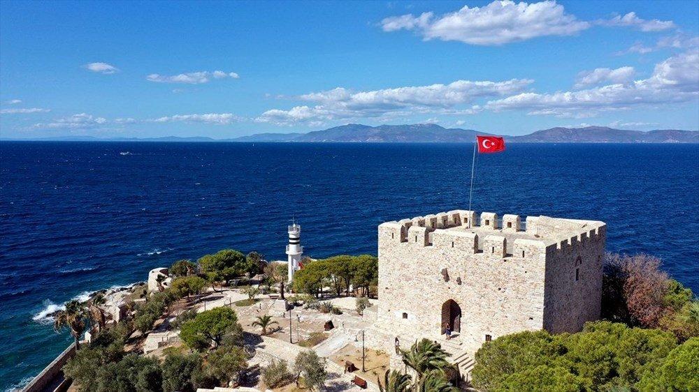 Barbaros Hayrettin Paşa'nın mirası turistlerin ilgisini çekiyor!