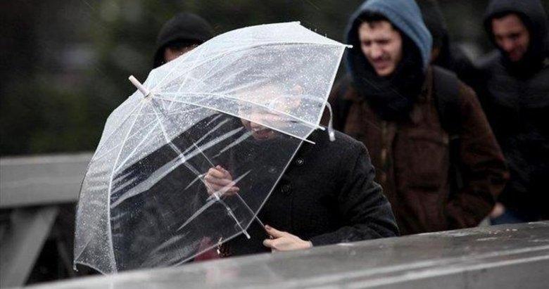 İzmir'de hava nasıl olacak? Meteoroloji'den o bölgelere sağanak yağış uyarısı! 20 Mart 2021 hava durumu