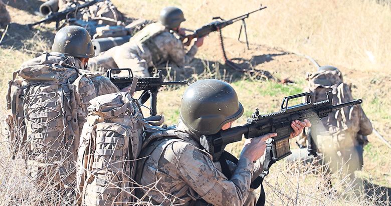 PKK'ya Kıran-5 darbesi