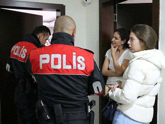 Günlük apart dairelere ceza yağdı