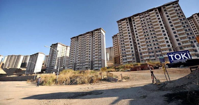 TOKİ Balıkesir'de 70 bin TL'ye ev satıyor