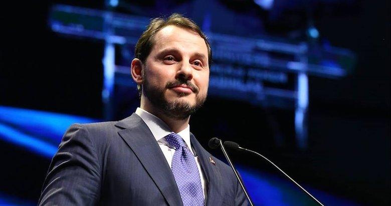 Son dakika: Hazine ve Maliye Bakanı Berat Albayrak'tan 23 Nisan mesajı