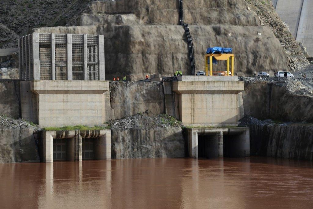 Ilısu Barajında Haziran ayında su tutulacak