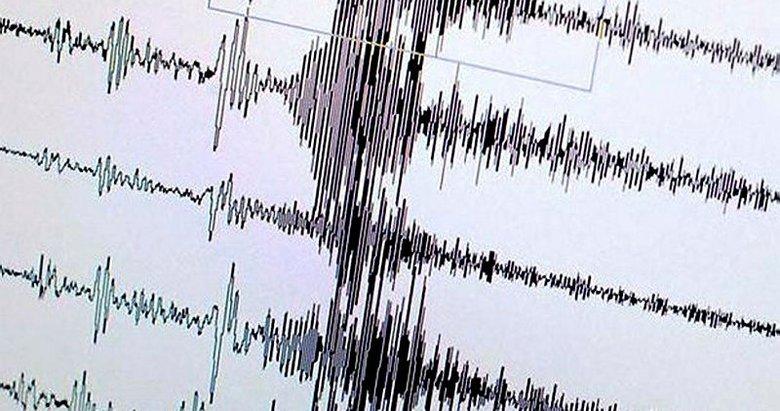 Egede iki deprem!