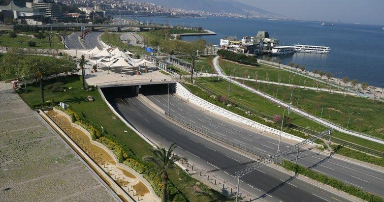 9 Eylül'de İzmir'de hangi yollar kapatılacak?