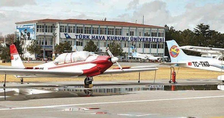 Türk Hava Kurumu Üniversitesi 11 Öğretim Elemanı Alıyor!