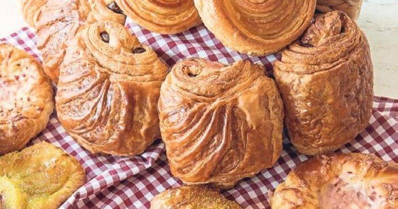 Türk ve Fransız tatlılarının buluşma adresi