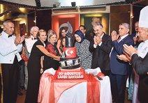 İzmirde Zafer coşkusu