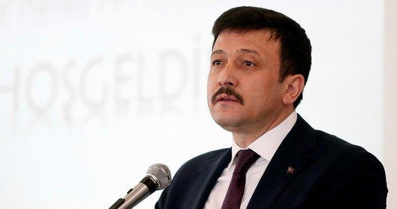 AK Partili Dağdan Koku çıkışı