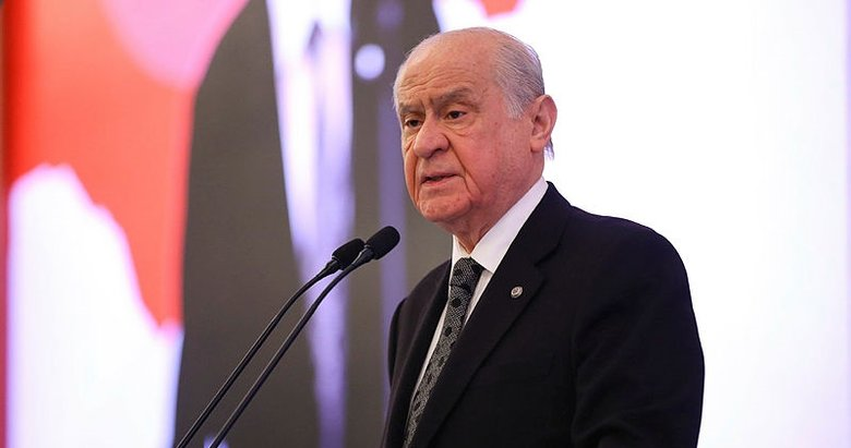 MHP lideri Devlet Bahçeli'den Ankara'da önemli açıklamalar