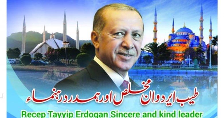"""Başkan Erdoğan, Pakistan basınında gündem oldu! """"İslam dünyasının lideri Pakistan'a hoş geldin"""""""